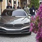 Villa d'Este 2013 BMW Pininfarina Gran Lusso Coupé