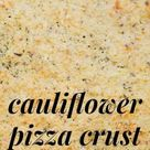 Recipes For Cauliflower