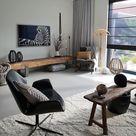 Op een speelse manier raamdecoratie combineren - Qurtinz