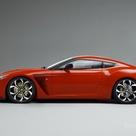 2011 Aston Martin V12 Zagato Concept  Top Speed