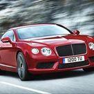 2013 Bentley Continental GT/GTC V8   2012 Detroit Auto Show   Kelley Blue Book