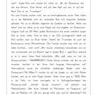 Arbeitsblatt Lesen Dinosaurier (kostenlos) | Land der Dinosaurier Teil 1 | Grundschule Klasse 4