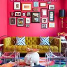 How to Make Picture Frames  a Part of Your Wall Art