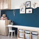 Практичная детская мебель в скандинавском стиле