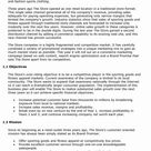 40 Executive Summary Sample For Proposal In 2020 | Retail with Retail Business Proposal Template – 11+ Professional Templates Ideas
