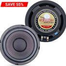6 inch Subwoofer Replacement  DJ Speaker Sub Woofer Loudspeaker Wide Range Loud 5 Core WF 690 ⭐⭐⭐⭐⭐Ratings ✔️ Best Deal