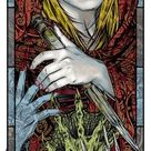 Cool Art: 'Our Lady Of Sunnydale' by Rhys Cooper