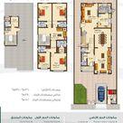 شركة الظهران للإعمار On Twitter House Map Floor Plans House