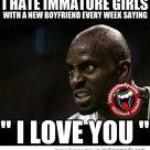 Immature Girls