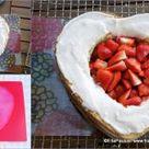 Erdbeer-Torte Kawaii ♥ Rezept Bisquit ♥ Rezept Erdbeer-Frosting - Frau Paulus Tortendrang