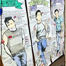 The Outsiders Body Biography Project Bundle, Great for Characterization
