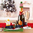 Festive Christmas Knit Along Kit in Deramores Studio DK Yarn - Yarn Pack