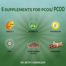 Supplements for PCOS