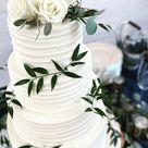 Icing & Aprons wedding cake