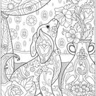 The Hottest New Coloring Book Releases from Summer 2017