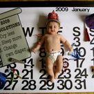 Monthly Baby Pics