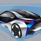 2009 BMW Vision EfficientDynamics Concept wallpaper