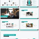 Proposal For Business / Services - Powerpoint Presentation Template