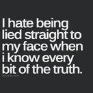 Don T Lie