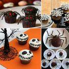 Halloween Cupcakes Decoration