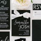 WEDDING INVITATIONS BY TRUSNER DESIGNS