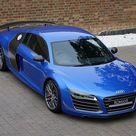 2015 Used Audi R8 LMX   Ara Blue Crystal Effect