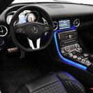Brabus SLS AMG Roadster 2012 Dashboard