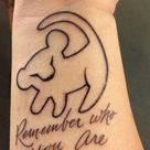 ▷ 1001 + Ideen für Tattoo Sprüche zum Tätowieren