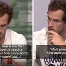 Andy Murray Had The Best Response To A Reporter's