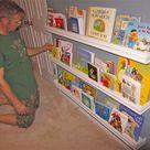 Nursery Book Shelves