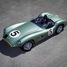 1959 Aston Martin DBR1 11 Scale Replica