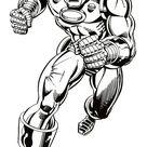 Kids-n-Fun   60 coloring pages of Iron Man