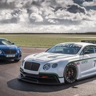 Bentley Continental GT3 Concept 2012 Paris Auto Show