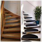 Treppen renovieren - Frische Akzente selbst auf niedrigen Kosten setzen