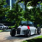 2011 Audi Urban e Tron   Concepts