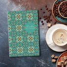 New 2021 Teen Edition Ramadan Planner: Teal