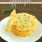 Parmesan Cheese Crisps