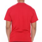 Mens Guap Over Wap Short Sleeve Tee Shirt in Red Size XL by Fashion Nova