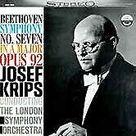 Josef Krips LSO Beethoven Symphony No.7 JAPAN SACD Hybrid Everest #Symphony