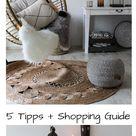 Wohnzimmereinrichtung 5 Tipps - Shopping Guide - lady-stil.de