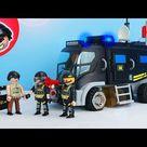 Der NEUE Playmobil SEK Truck - Playmobil Polizei - KARLCHEN KNACK