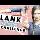 Plank Challenge Bauch WorkoutStarker Straffer Bauch in nur 4 Minuten plank4change