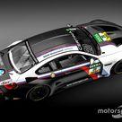 Der BMW M6 GT3 für die BMW Motorsport Juniors, Schubert Motorsport bei Präsentation BMW Junioren 2016   ADAC GT Masters Fotos