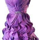 Mary's Bridal Dresses   Dress / Gown Kiss Formal, Purple, Size 6 S, New   Tradesy