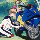 Could Haruka Actually Be a Race Car Driver