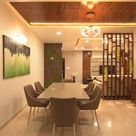 Dining area aarayishh modern dining room   homify
