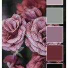 bedroom inspirations vintage color palette