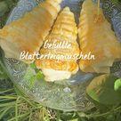 Gefüllte  Blätterteigmuscheln