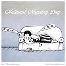 National Nap Day