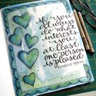 Art Journal Every Day: Inspiration